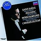 Saint-Saens: Organ Symphony; Poulenc: Organ Concerto
