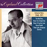 Copland: Orchestral Works (1948 - 1971)
