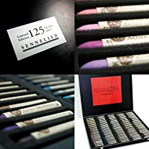 Hot Sale NEW, SENNELIER Luxury Wood 125 Anniversary Set of 125 Oil Pastels