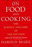 img - for On Food and Cooking: The Science and Lore of the Kitchen book / textbook / text book
