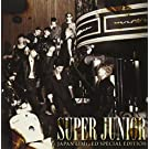 SUPER JUNIOR  JAPAN LIMITED SPECIAL EDITION   -SUPER SHOW3 �J�ËL�O��- (DVD�t)