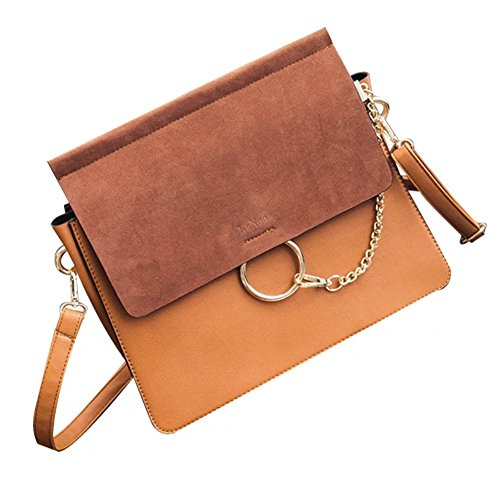 yaagle-women-girl-pu-leather-envelope-ring-messenger-shoulder-cross-body-bag-handbag