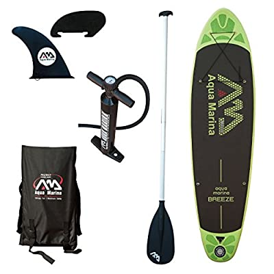 "Aqua Marina Breeze 9' 9"""" Stand Up Paddle Board"