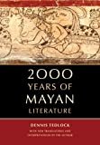 2000 Years of Mayan Literature (0520271378) by Tedlock, Dennis