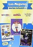Pack Mejores Series Infantiles: Detective Pocoyo + Caillou Primera Boda + Oveja Shaun 3 [DVD]
