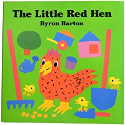The Little Red Hen Book Classic Story Book for Children