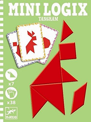 Djeco Mini Logix, Tangram