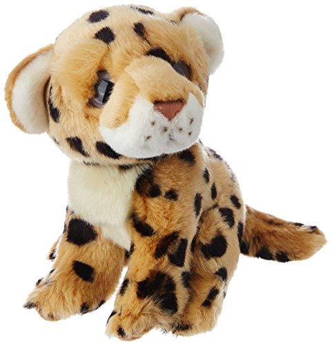 """Wild Republic Wild Watchers 7"""" Cheetah - 1"""