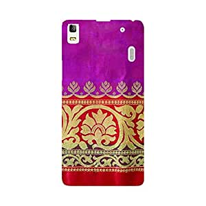 Skintice Designer Back Cover with direct 3D sublimation printing for Lenovo K3 Note
