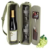 Hamptons Wine Carrier For Two