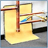 Rothenberger High Temperature Plumbing Soldering Mat 10in x 10in