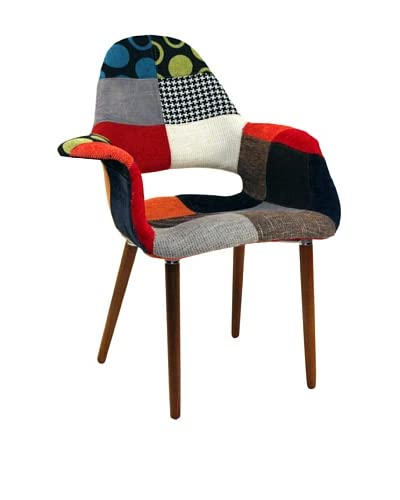 Control Brand The Organic Chair, Patchwork/Wood
