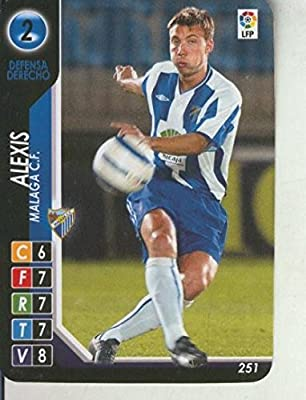 Derby Total 2004-2005: Malaga C.F. numero 02: Alexis
