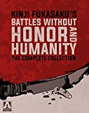 Battles Without Honor and Humanity: The Complete Collection (13-Disc Limited Edition Box Set) [Blu-ray + DVD] (includes Battles Without Honor and Humanity, Hiroshima Death Match, Proxy War, Police Tactics, Final Episode + The Complete Saga)