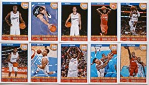 2013-14 Panini Hoops Los Angeles Clippers Team Set 10 Cards in a Protective Case... by Hoops