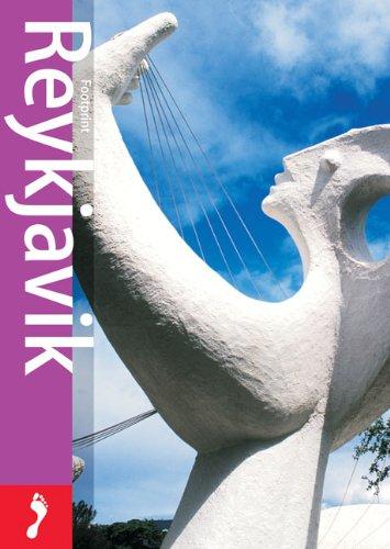 Footprint Reykjavik, 2nd ed.