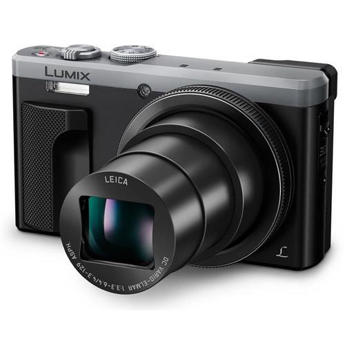 Panasonic LUMIX DMC-ZS60 Camera, 18 Megapixels, 1/2.3-inch Sensor, 4K Video, WiFi, Leica DC Lens 30X F3.3-6.4 Zoom (Silver) (Panasonic Lumix Zs compare prices)