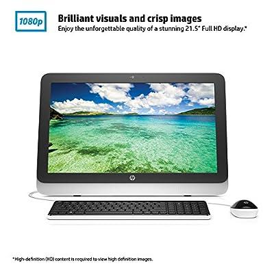 """HP M9Z55AA#ABA 21.5"""" Desktop"""