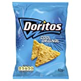 Doritos Cool Original Flavour Corn Chips 40 g (Pack of 40)