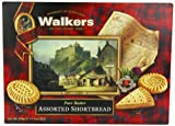 Walkers Edinburgh Castle Assorted Shortbread 320 g (Pack of 2)