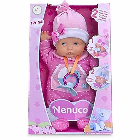 Famosa France - 700013380 - Poupée - Nenuco Soft - Taille 30 cm