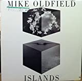 MIKE OLDFIELD ISLANDS vinyl record