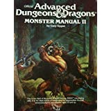 Advanced Dungeons and Dragons: Monster Manual II (#2016) ~ Gary Gygax