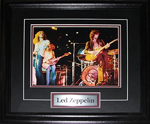 Midway Memorabilia Led Zeppelin 8X10 Frame