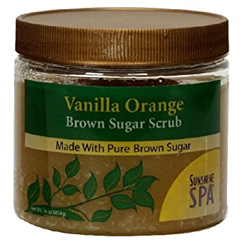 Soothing Touch W67364MG16 Brown Sugar Mango Ginger, 16-Ounce