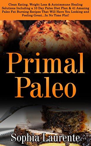 Primal Paleo by Sophia Laurente ebook deal