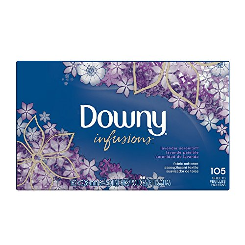 downy-ultra-infusions-sheet-fabric-softener-lavender-serenity-trocknertucher-105-stuck