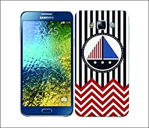 Galaxy Printed 2464 Nautical Boat Hard Cover for Samsung GRAND NEO