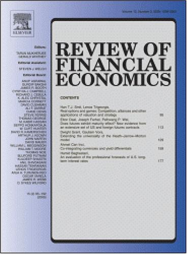 Psychological barriers in gold prices? [An article from: Review of Financial Economics]