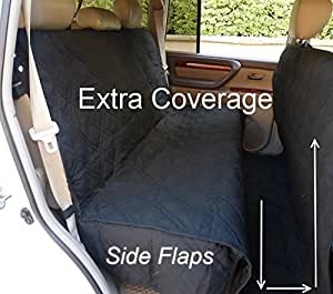 Deluxe Quilted and Padded seat cover with