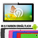 NINETEC 7 Zoll Tablet PC Android 4.2 WLAN Dual Kamera Touchs...