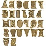 Walnut Hollow Hotstamps Alphabet Branding Set