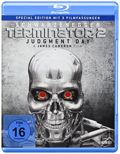 Terminator 2 [Blu-ray] [Special Edition]