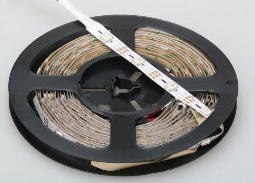 Qich® 5M Built-In Ws2811 Led Strip,150 Led 150 Pixels Not Waterproof Pixel Matrix Display Diy Led Strip