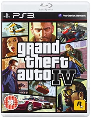 Grand Theft Auto IV by Rockstar