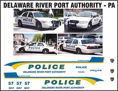 Delaware River Port Authority Police Bill Bozo Delaware River Port