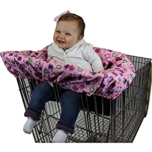 Bilby Original Shopping Cart Cover, Pink