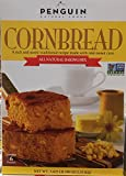 Penguin Natural Foods All Natural Baking Mix Corn Bread 6 Pouch Box net wt 5.625(lbs)