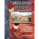 The Knuckleduster Cowtown Creator; Create and Authentic Cowtown Setting for any Western Role-Playing Game