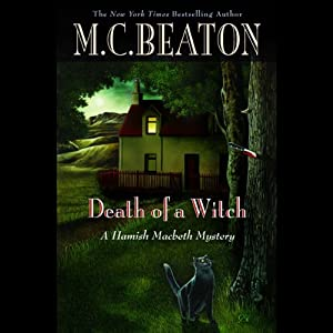 Death of a Witch | [M. C. Beaton]