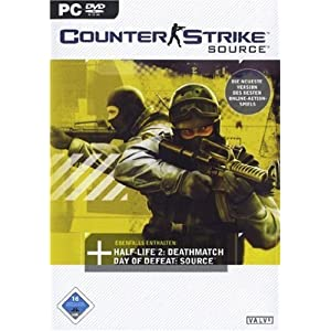 Counter-Strike: Source bei Amazon