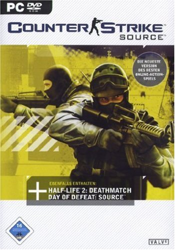 Counter Strike Source (DVD-ROM), PC
