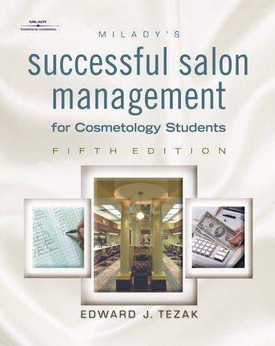 Successful Salon Management, 5E
