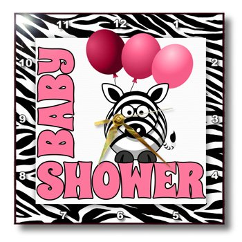 Girl Jungle Theme Baby Shower front-1028572