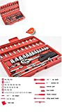 Zenta Korea 46in1 Mini Box(1/4') Socket Driver Set + (4GB USB Flash Drive)