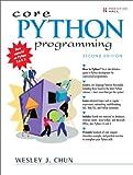 Core Python Programming (Core Series)
